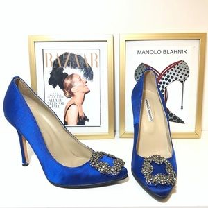 Authentic Manolo Blahnik Shoes